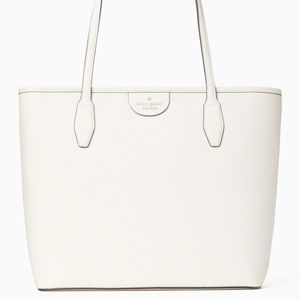 Kate Spade ♠️ tote in color parchment. NWT
